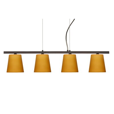 Canto 4 Light Kitchen Island Pendant