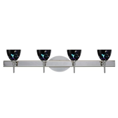 Besa Lighting Divi 4 Light Vanity Light