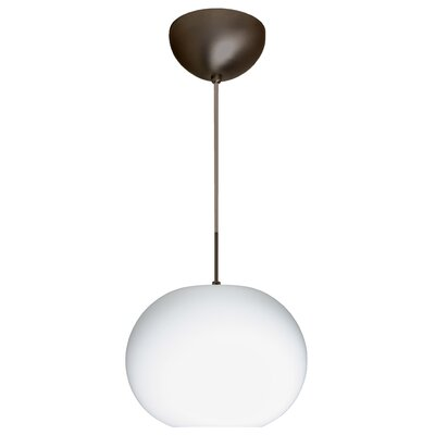Besa Lighting Luna 1 Light Pendant