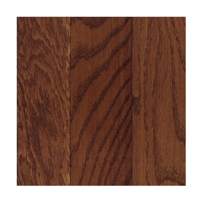 "Mohawk Flooring Lineage Woodbourne 2 1/4"""" Solid Oak Flooring in Cherry"