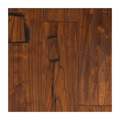 "Mohawk Flooring Artiquity Zanzibar 5"" Engineered Elm Flooring in Antique Chestnut"
