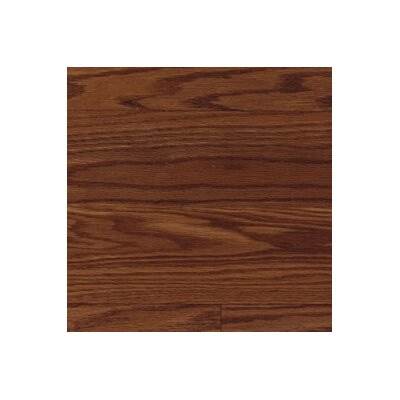 Mohawk Flooring Traditions Georgetown 8mm Red Oak Laminate in Saddle Plank