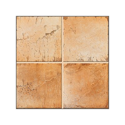 Mohawk Flooring Quarry Stone Floor Tile in Amber