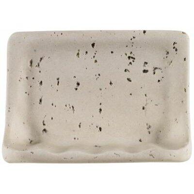 Mohawk Flooring Classic Travertine Resin Soap Dish