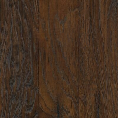Mohawk Flooring Barrington 8mm Hickory Laminate in Bourbon