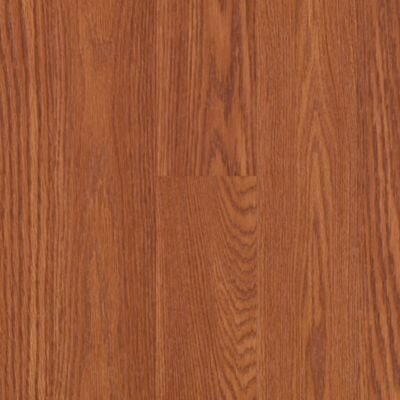 Mohawk Flooring Barchester 8mm Oak Laminate in Cinnamon Spice Strip