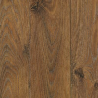 Mohawk Flooring Ellington 8mm Oak Laminate in Rustic Saddle