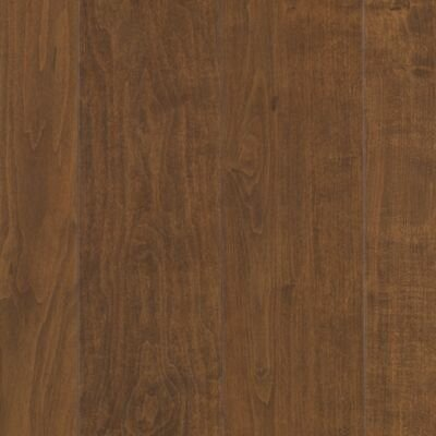 Mohawk Flooring Kincade 8mm Maple Laminate in Sun Kissed Brown