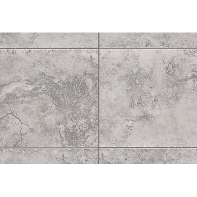 "Mohawk Flooring Natural Bucaro 2"" x 2"" Counter Rail Corner Tile Trim in Grigio/Blue"