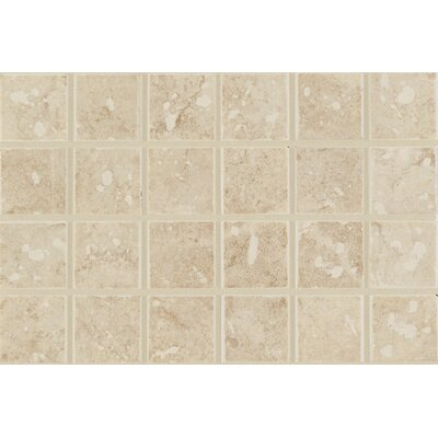 "Mohawk Flooring Steppington 2"" x 2"" Bullnose Corner Tile Trim in Baronial Beige"