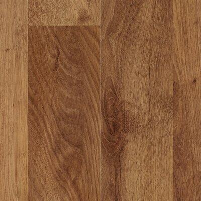Elements Bellingham 8mm Red Oak Laminate in Antique Barn Plank