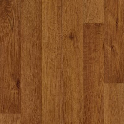Mohawk Flooring Elements Carrolton 8mm Red Oak Laminate in Cinnamon Strip