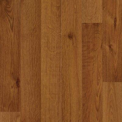 Elements Carrolton 8mm Red Oak Laminate in Cinnamon Strip