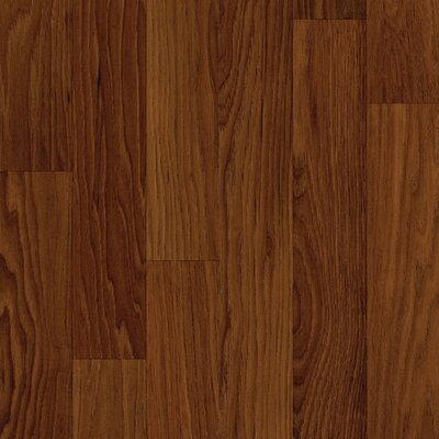 Elements Carrolton 8mm Red Oak Laminate in Bourbon Hickory Strip