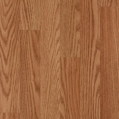 Mohawk Flooring Elements Carrolton 8mm Red Oak Laminate in Natural