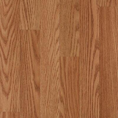 Mohawk Flooring Elements Carrolton 8mm Red Oak Laminate in Natural
