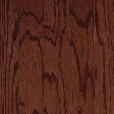 "Mohawk Flooring Revival Pastiche 3-1/4"" Engineered Oak Flooring in Cherry"