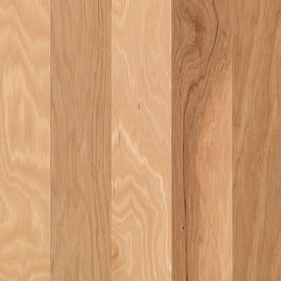 "Mohawk Flooring Revival Warrenton 3"" Engineered Hickory Flooring in Natural"