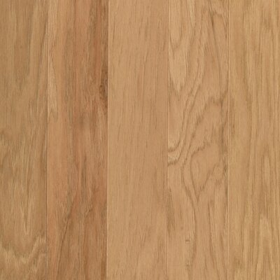 "Mohawk Flooring Revival Warrenton 3"" Engineered Hickory Flooring in Golden Caramel"
