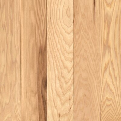 """Mohawk Flooring Revival Berry Hill 2-1/4"""" Solid Hickory Flooring in Natural"""