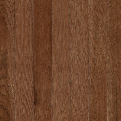 "Mohawk Flooring Revival Berry Hill 2-1/4"" Solid Hickory Flooring in Thrasher Brown"