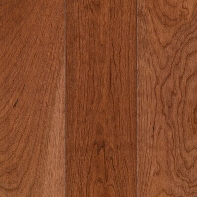 "Mohawk Flooring Revival Tisdale 5"" Solid Cherry Flooring in Spice"