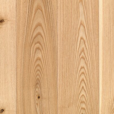 "Mohawk Flooring Revival Ashland 5"" Solid Ash Flooring in Natural"