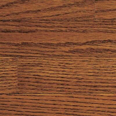 "Mohawk Flooring Lineage Marbury 3"" Engineered Oak Flooring in Saddle"