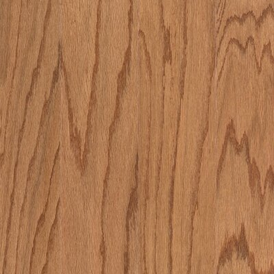 "Mohawk Flooring Lineage Oakland 5"" Engineered Oak Flooring in Golden"