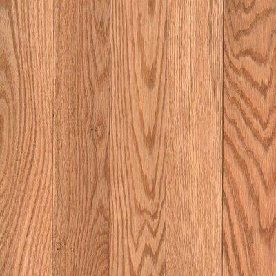 "Mohawk Flooring Lineage Belle Meade 3-1/4"" Solid Red Oak Flooring in Natural"