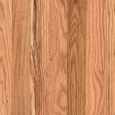 "Mohawk Flooring Lineage Rivermont 2-1/4"" Solid Red Oak Flooring in Natural"