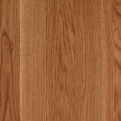 "Mohawk Flooring Lineage Rivermont 3 1/4"" Solid Oak Flooring in Golden"