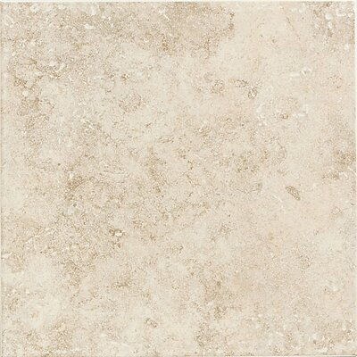 "Mohawk Flooring Bella Rocca 6"" x 6"" Wall Tile in Venetian White"