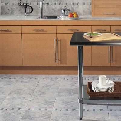 Mohawk Flooring Bucaro Floor Tile in Grigio/Blu