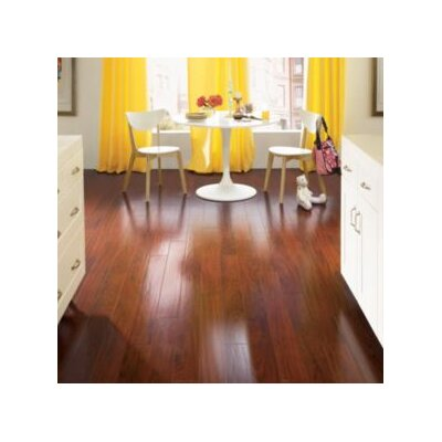Mohawk Flooring Jasmine 8mm Laminate in Bourbon Jatoba
