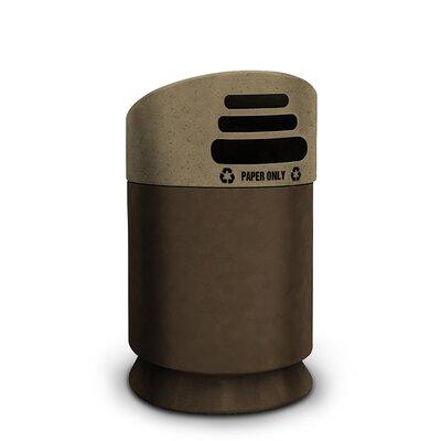 Commercial Zone Galaxy 30 Gallon Industrial Recycling Bin