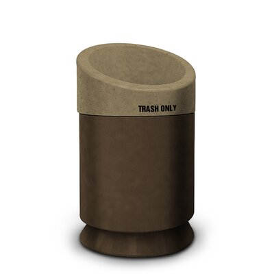 Commercial Zone Galaxy 30 Gallon Waste Receptacle