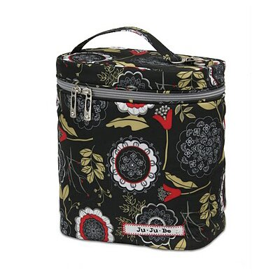 Ju Ju Be Fuel Cell Insulated Bottle Bag in Lotus Lullaby