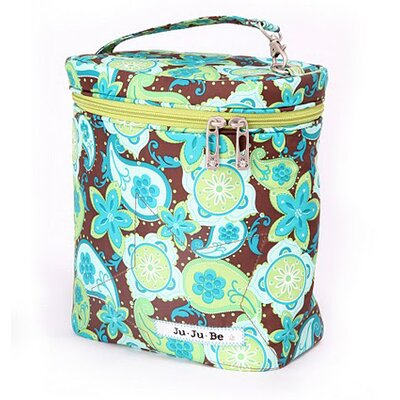 Ju Ju Be Fuel Cell Insulated Bottle Bag in Drip Drops