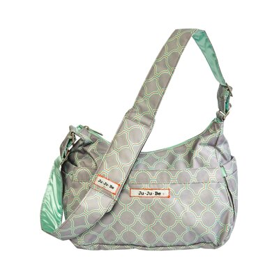 Hobo Be Messenger Diaper Bag in Early Sunrise