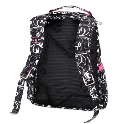 Ju Ju Be Be Right Back Backpack Diaper Bag in Shadow Waltz