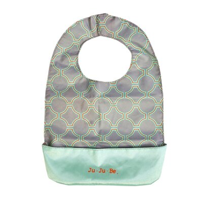 Ju Ju Be Be Neat Reversible Baby Bib in Early Sunrise