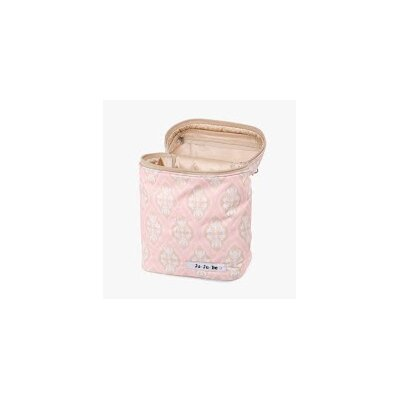 Ju Ju Be Fuel Cell Bottle and Lunch-Bag Cooler in Blush Frosting