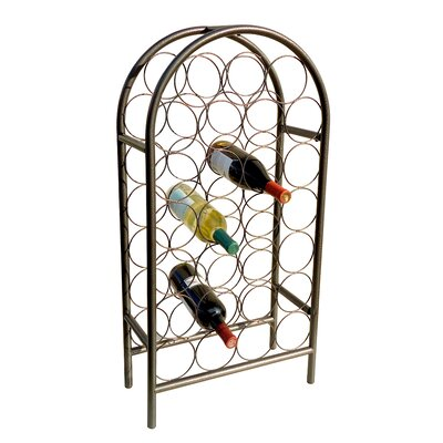 Old Dutch International 27 Bottle Wine Rack