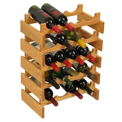 Dakota 20 Bottle Wine Rack
