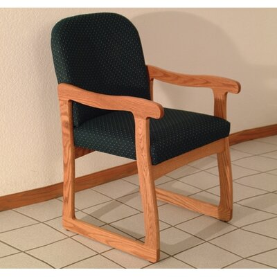 Wooden Mallet Prairie Guest Chair