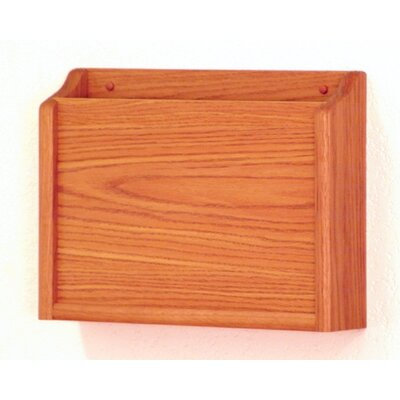 Wooden Mallet HIPPAA Compliant Chart Holder