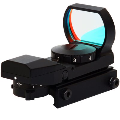 Sightmark Sure Shot Reflex Sight with Dove Tail in Black