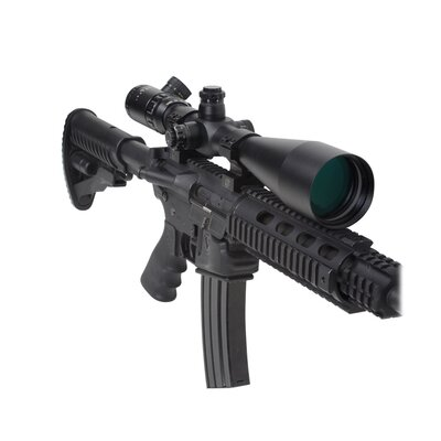 Sightmark Triple Duty Rifle Scope 10-40x56, IR R&G