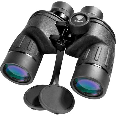 7x50 WP Battalion Binoculars, with Internal Rangefinder and Compass, Bak-4, FMC, Close Focus, ...